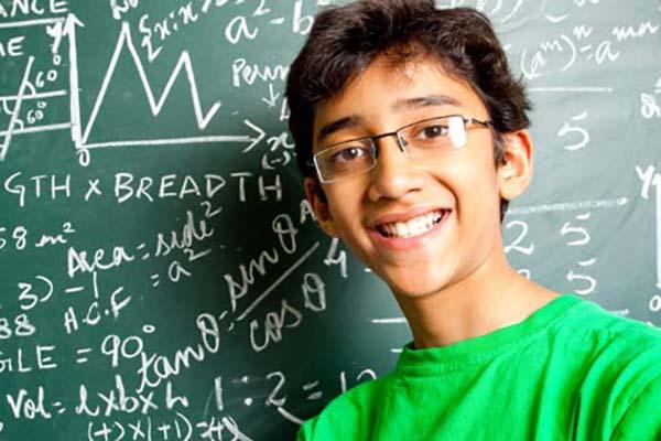 a STEM student