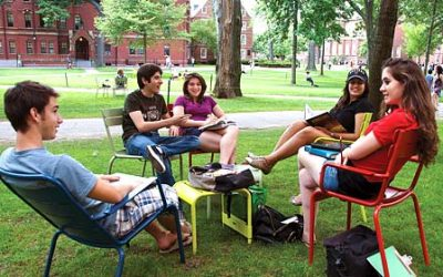 College Planning- Summer Projects Part III – Increasing College Admissions Success